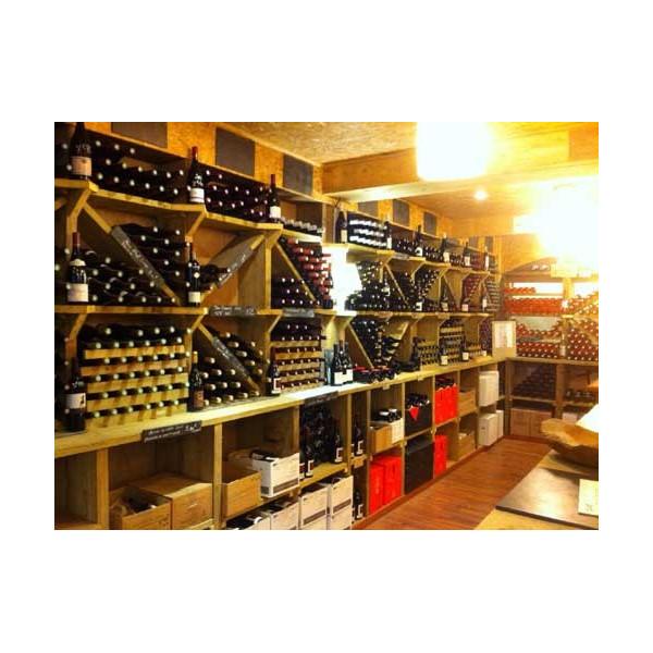 La cave à vin de Mastock Derval