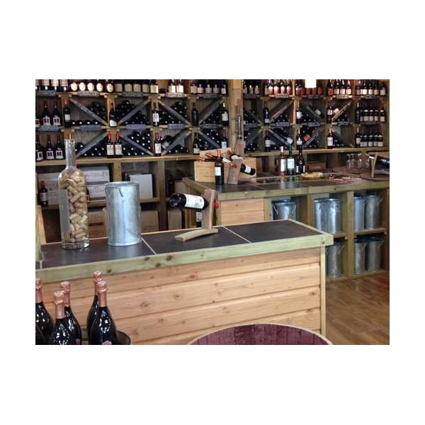 Cave à vin de Mastock Nivillac