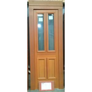 Déstockage portes d'entrée bois - Imposte - 495 € - Mastock Montaigu