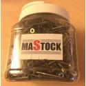 Vis Inox A2 500 pièces - Mastock