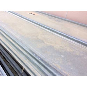 Tôles métalliques autoporteuses - Mastock