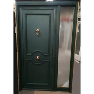 Porte d'entrée mixte tiercée - Mastock Derval