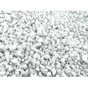 Graviers couleur blanc pur - Mastock