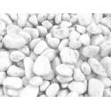 Galets couleur blanc pur - Mastock