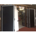 Porte de Service Aluminium - Mastock