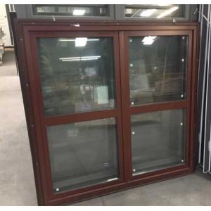 Fenêtre mixte bois-aluminium