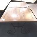 Table chêne rectangulaire - Mastock