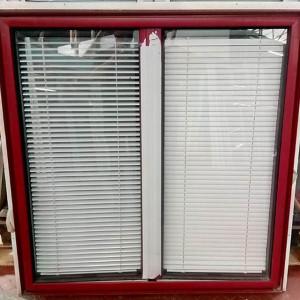 Fenêtre aluminium store intégré - Mastock
