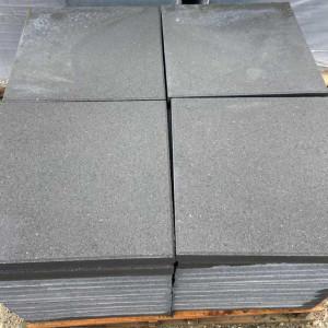 Dalle extérieure semi-lisse carbone - Mastock