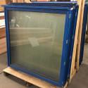 Fixe aluminium bleu - Mastock Montaigu