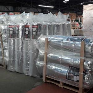 Isolant mince aluminium - Mastock
