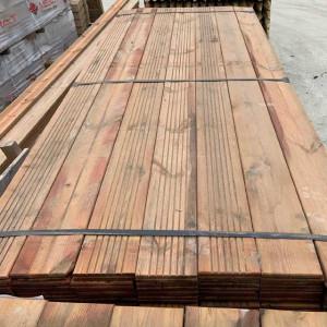 Lame de terrasse en pin traité autoclave cl.4 - Mastock